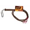Indiana Jones Whip 6' Leather